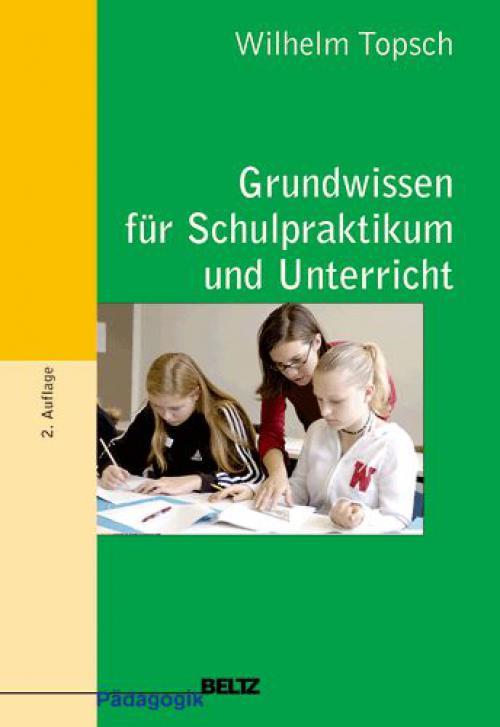 Grundwissen für Schulpraktikum und Unterricht cover