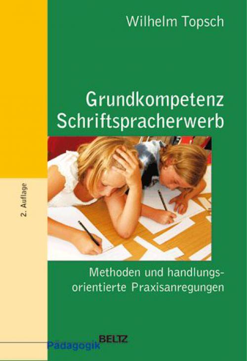 Grundkompetenz Schriftspracherwerb cover