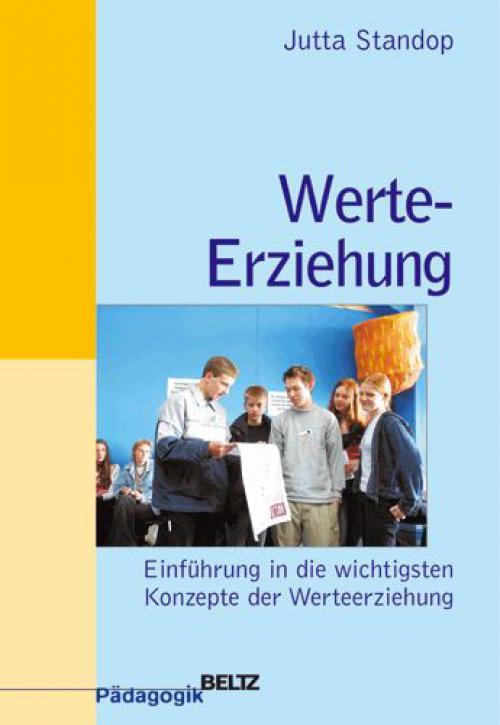 Werte-Erziehung cover
