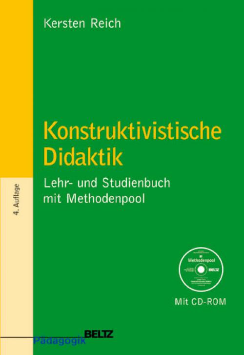 Konstruktivistische Didaktik cover