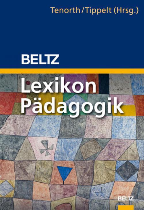 Beltz Lexikon Pädagogik cover