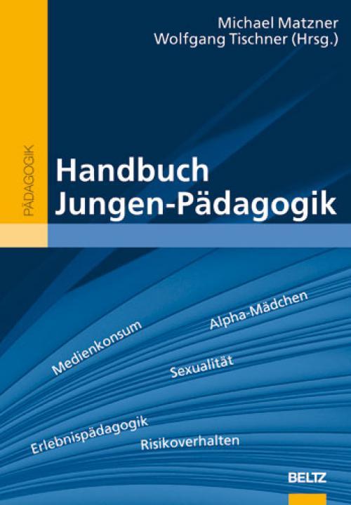 Handbuch Jungen-Pädagogik cover