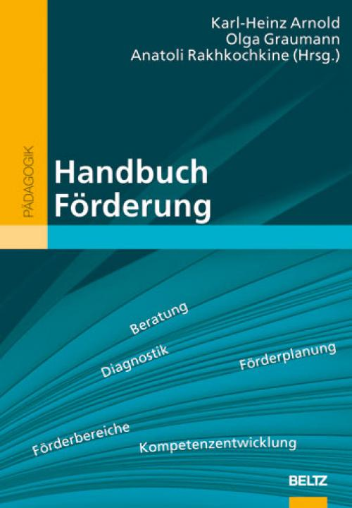 Handbuch Förderung cover
