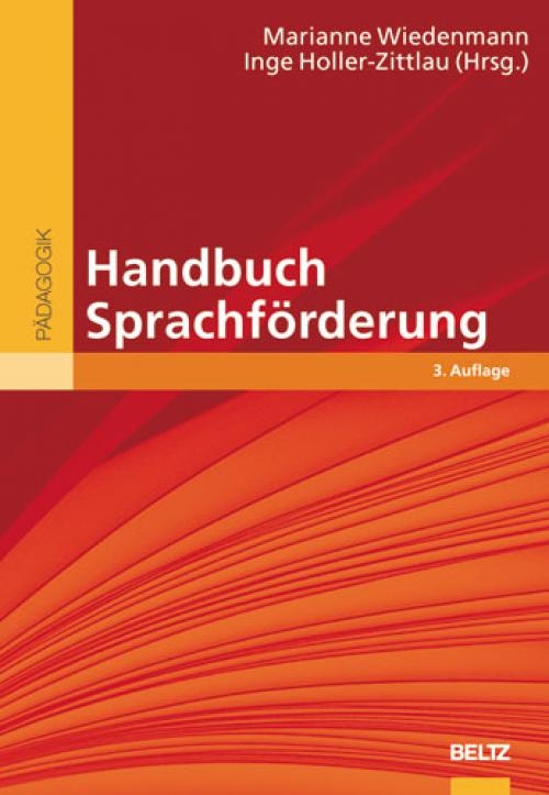 Handbuch Sprachförderung cover
