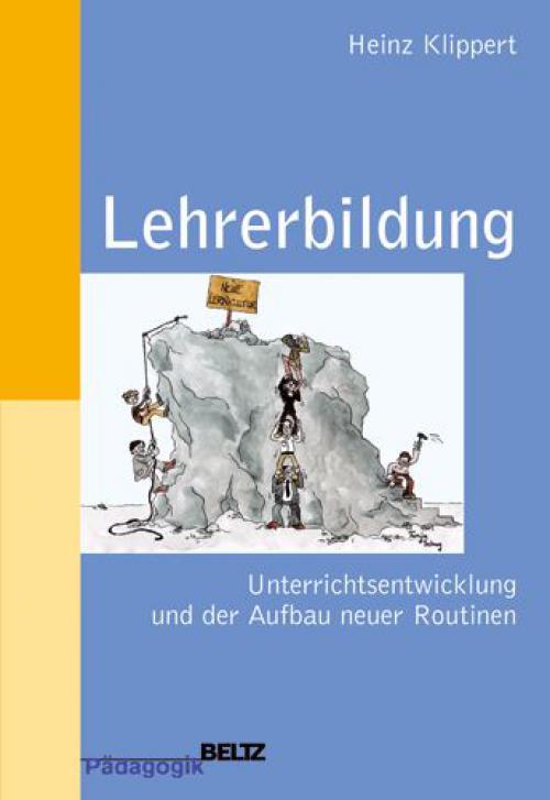 Lehrerbildung cover