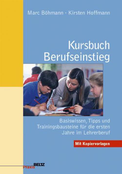 Kursbuch Berufseinstieg cover