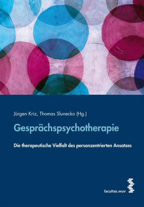 Gesprächspsychotherapie cover