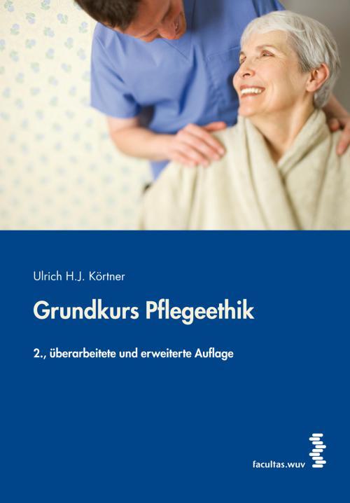 GRUNDKURS PFLEGEETHIK cover