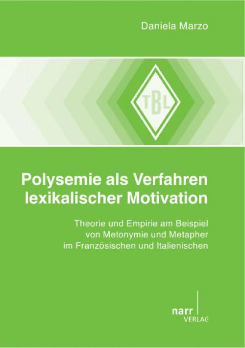Polysemie als Verfahren lexikalischer Motivation cover