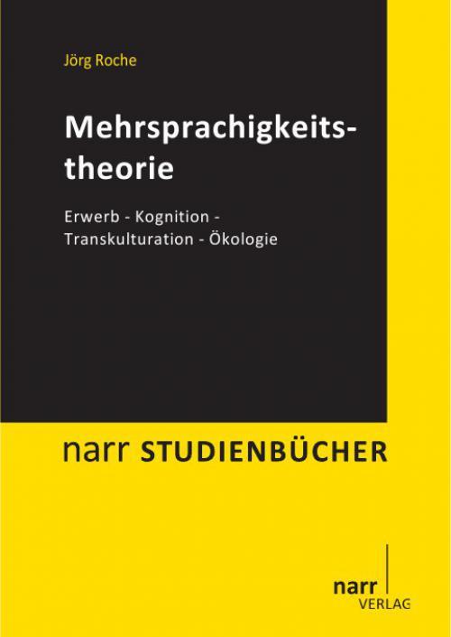 Mehrsprachigkeitstheorie cover