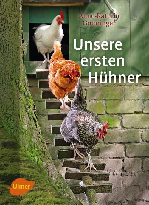 Unsere ersten Hühner cover