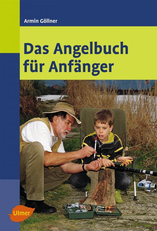 Das Angelbuch für Anfänger cover