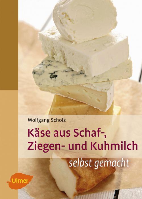Käse aus Schaf-, Ziegen- und Kuhmilch cover