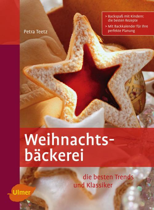 Weihnachtsbäckerei cover