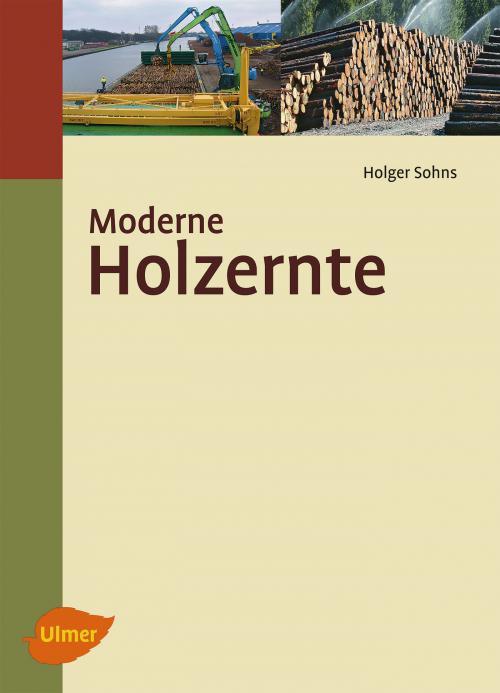 Moderne Holzernte cover
