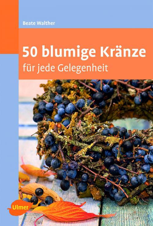 50 blumige Kränze cover