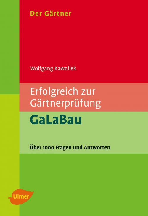 Erfolgreich zur Gärtnerprüfung. GaLaBau cover