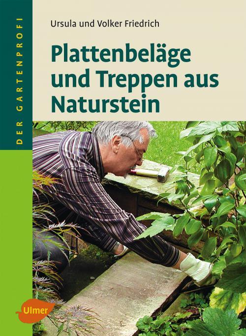 Plattenbeläge und Treppen aus Naturstein cover