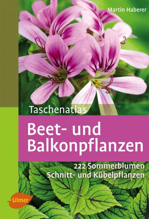 Taschenatlas Beet- und Balkonpflanzen cover