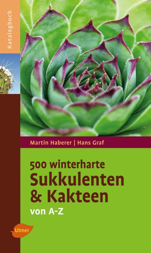 500 winterharte Sukkulenten und Kakteen cover