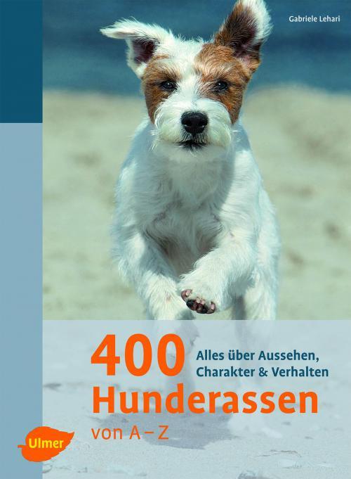 400 Hunderassen von A-Z cover
