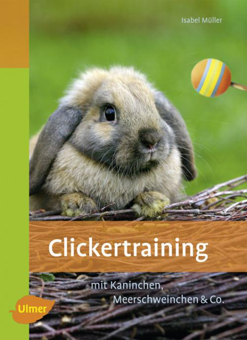 Clickertraining cover