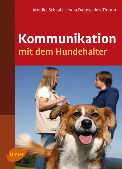 Kommunikation mit dem Hundehalter cover