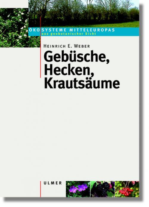 Gebüsche, Hecken, Krautsäume cover