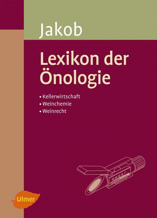 Lexikon der Önologie cover