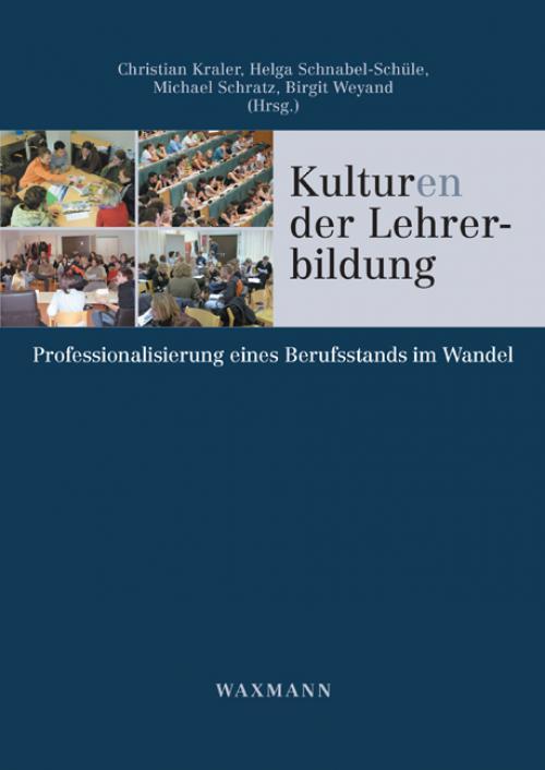 Kulturen der Lehrerbildung cover