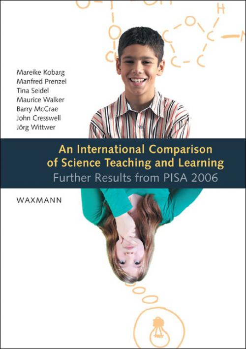 An International Comparison of Science Teaching and Learning cover