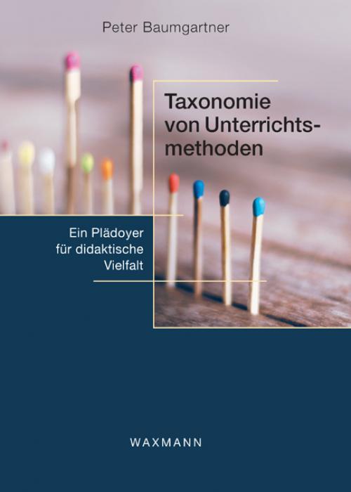 Taxonomie von Unterrichtsmethoden cover