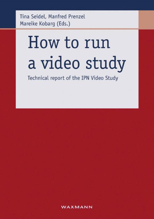 How to run a video study cover