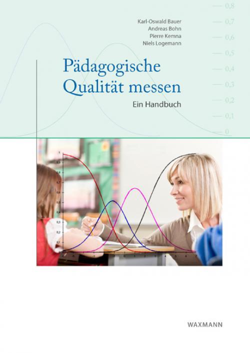 Pädagogische Qualität messen cover