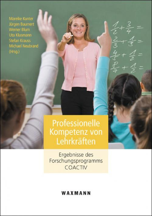Professionelle Kompetenz von Lehrkräften cover