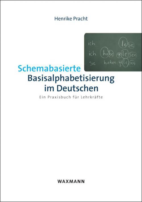 Schemabasierte Basisalphabetisierung im Deutschen cover