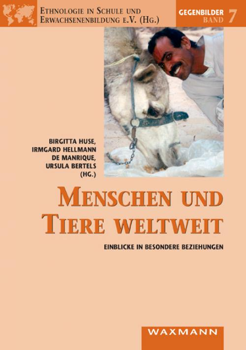 Menschen und Tiere weltweit cover