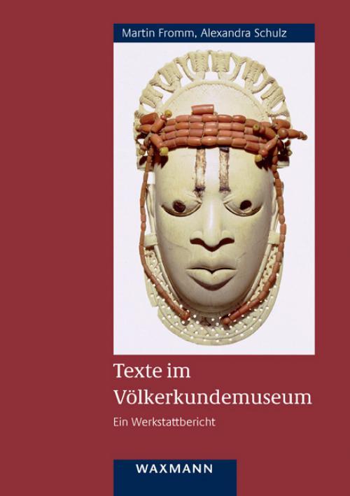 Texte im Völkerkundemuseum cover