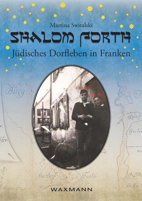 Shalom Forth cover
