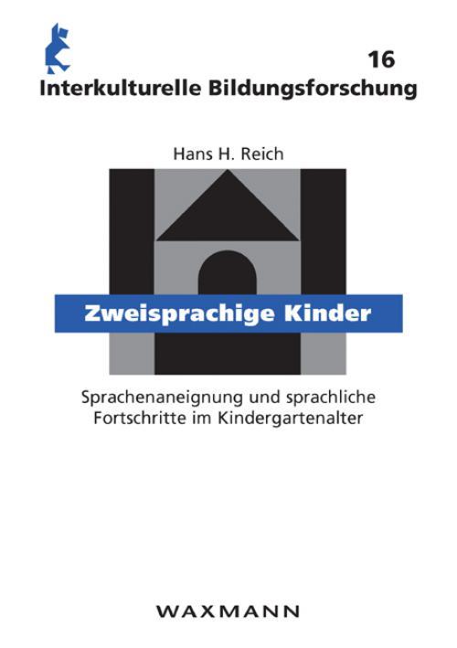 Zweisprachige Kinder cover