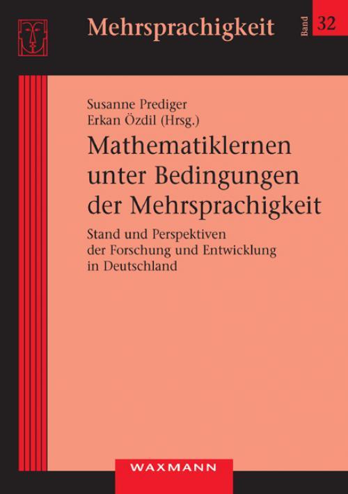 Mathematiklernen unter Bedingungen der Mehrsprachigkeit cover