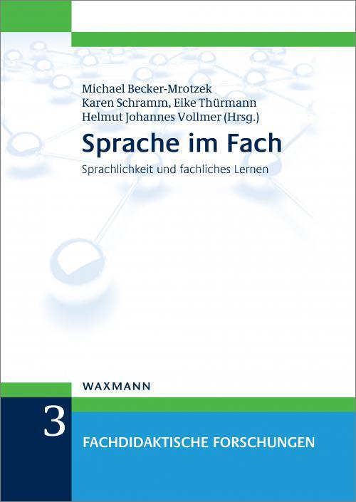 Sprache im Fach cover