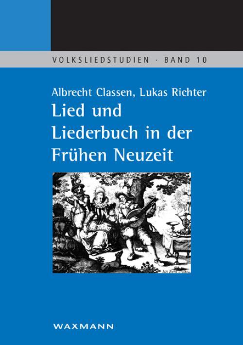 Lied und Liederbuch in der Frühen Neuzeit cover