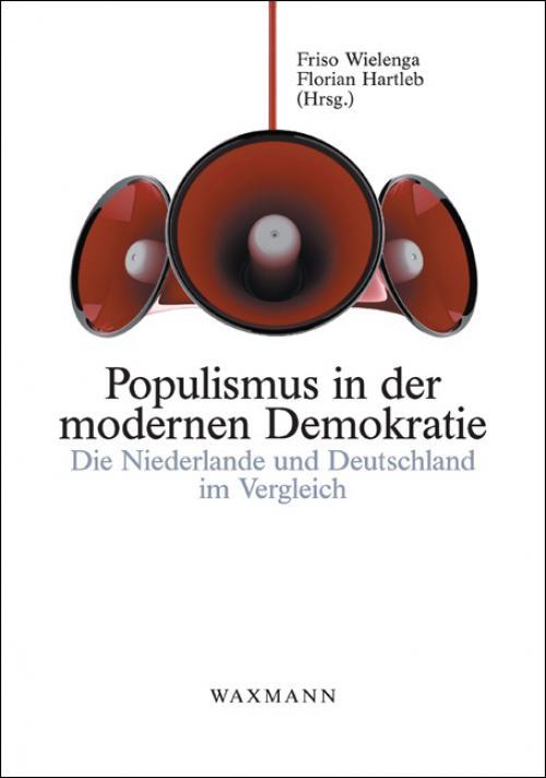 Populismus in der modernen Demokratie cover