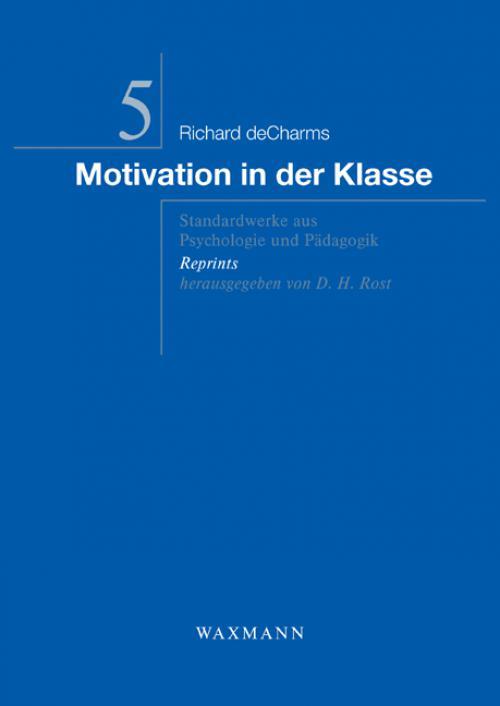 Motivation in der Klasse cover