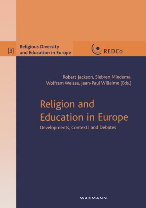 Religion and Education in Europe cover