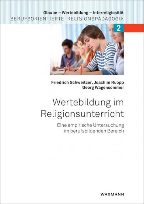 Wertebildung im Religionsunterricht cover