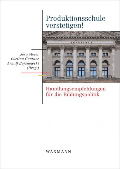 Produktionsschule verstetigen! cover