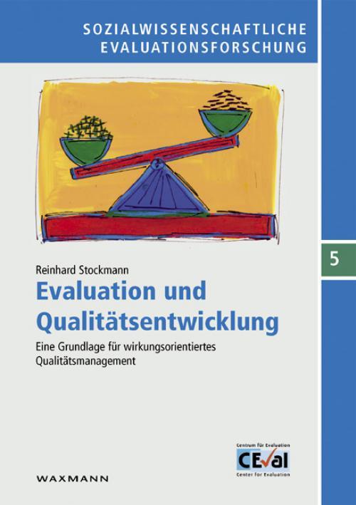 Evaluation und Qualitätsentwicklung cover