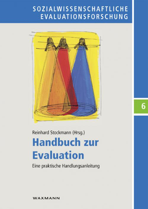 Handbuch zur Evaluation cover